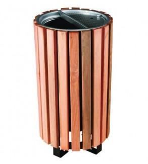 Metal Çöp Kovası