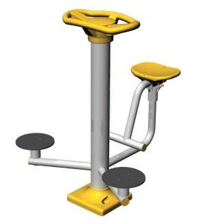 Spor/Fitnes Bacak ve Bel Esnetme