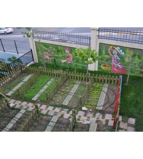 Organik Tarım Bahçesi