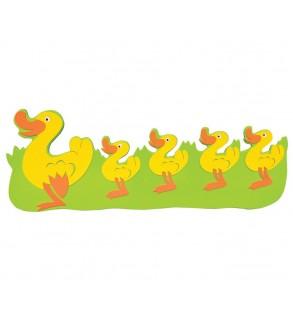 Chick coat rack
