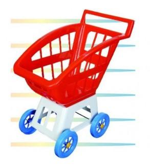 Plastik Oyuncak Market Arabası
