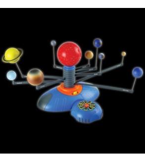 Gezegenler Güneş Sistemi Hareketli Maketi