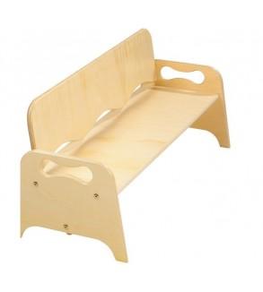 Plywood sofa