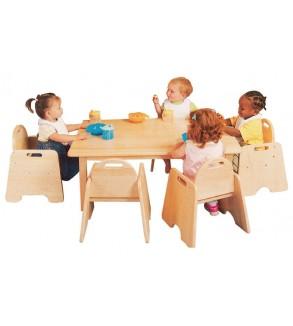 طاولة مستطيلة