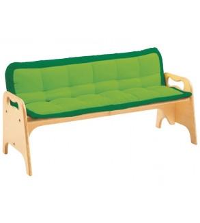 Counter-backed Sofa Cushions