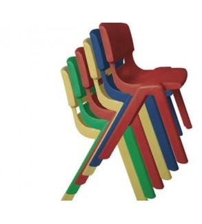 Kido plastic chair