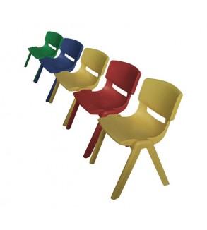 Anaokulu - Kreş Kido Plastik Sandalye