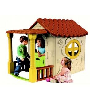 Plastik oyun evi (Garden House 167*105*118 cm)