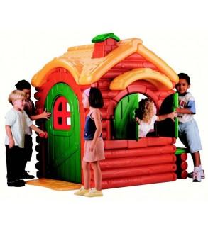 Plastik Oyun Evi (Woodland cottage house 162*165*157 cm)