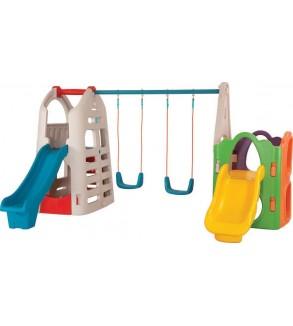Plastik Eğlenceli Park-LAB-612 Plastik Eğlanceli Park 360*275*196 cm