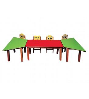 Parallel Corner Table