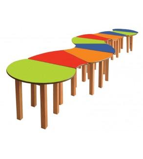 Caterpillars Table Group