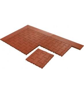 EUROFLEX® Kauçuk Blok Kilit Taşları