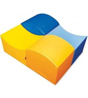 Wave Sponge Set