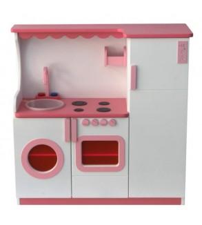 Anaokulu Buzdolaplı Mutfak Köşesi