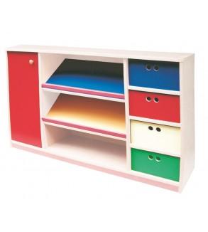 Book Shelf Cupboard