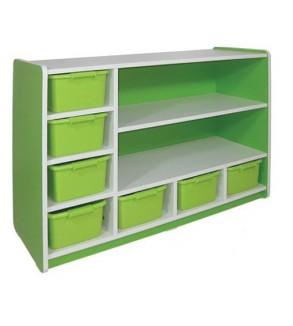 Box Shelf Cupboard