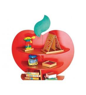 Elma Şeklinde Kitaplık