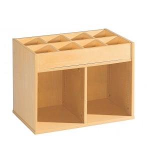 Cardboard Without Shelf