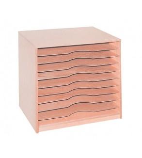 Horizantal Cardboard