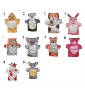 Animal Puppet Set
