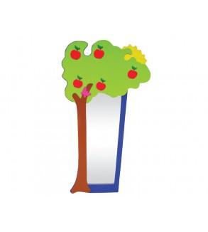 Anaokulu Ağaç Ayna