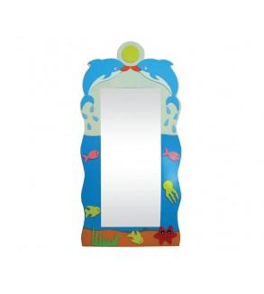Yunus desenli Ayna