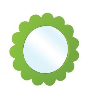 Papatya desenli Ayna 2