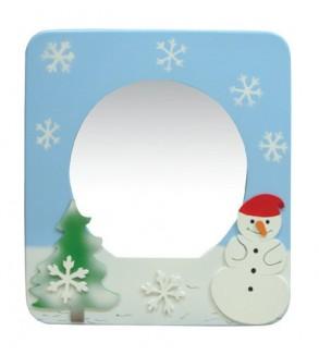 Kreş-Anaokulu Kış Ayna