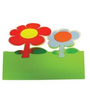 Anaokulu Çiçek Figür