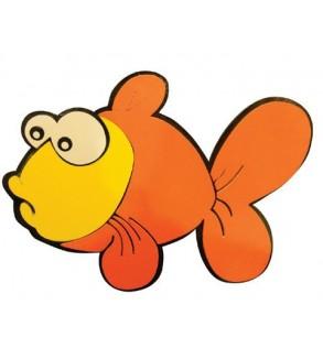 Anaokulu Balık Figür