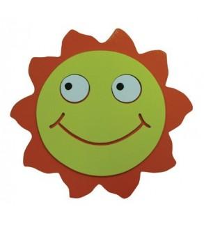 Gülen Güneş Figürü