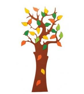 Anaokulu Ağaç Figürü