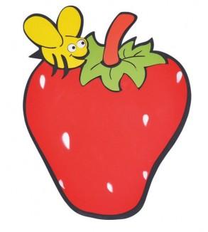 Strawberry Figures