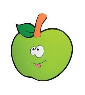 Kreş-Anaokulu Yeşil Elma Figürü