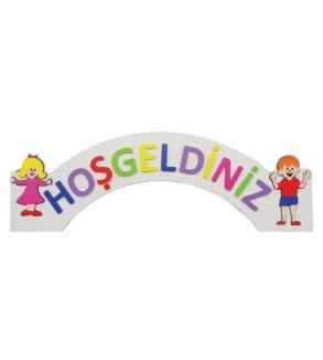 Children Figured Clipboard