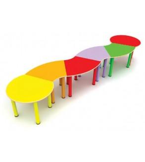 Anaokulu Tırtıl Masa