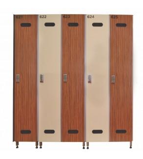 Sıngle Laminate Lockers