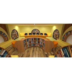Zenginleştirilmiş Kütüphane