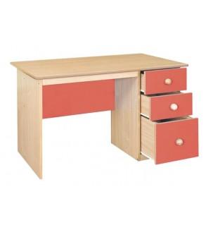 Renkli Ahşap öğretmen masası