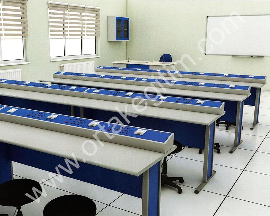 Fizik Laboratuvar Sınıf Projesi